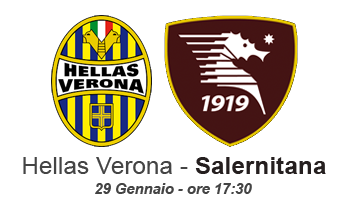 #VERSAL: Salernitana starting XI