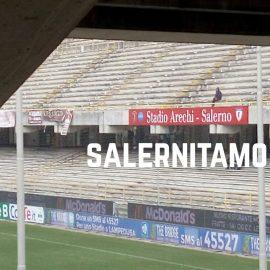CURIOSITÀ: allo stadio Arechi spunta un nuovo cartello[FOTO]
